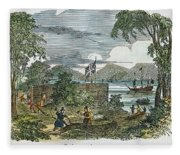 Jamestown Fleece Blanket