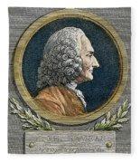 Jean Philippe Rameau Fleece Blanket