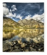 Jenny Lake Fleece Blanket