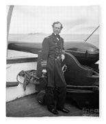 John Dahlgren, American Naval Officer Fleece Blanket