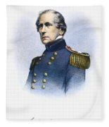 John Ellis Wool (1784-1869) Fleece Blanket
