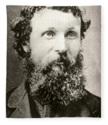 John Muir (1838-1914) Fleece Blanket