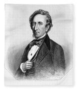 John Tyler (1790-1862) Fleece Blanket
