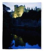 Kilkenny Castle, Co Kilkenny, Ireland Fleece Blanket