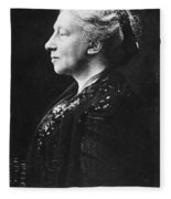 Lady Augusta Gregory Fleece Blanket