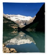 Lake Louise IIi Fleece Blanket