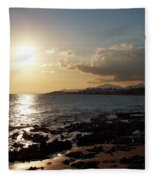 Lanzarote Fleece Blanket