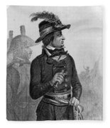 Lazare Carnot (1753-1823) Fleece Blanket