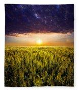 Light Bright Fleece Blanket