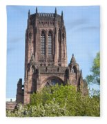 Liverpool Anglican Cathedral Fleece Blanket
