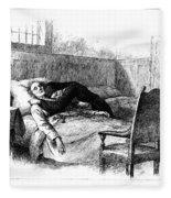Longfellow: Evangeline Fleece Blanket