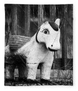 Lost Pony Fleece Blanket