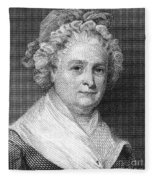 Martha Washington Fleece Blanket