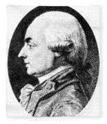 Michel G.j. De Crevecoeur Fleece Blanket