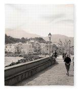 Molto Romantico Fleece Blanket