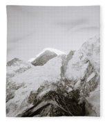 Mount Everest Fleece Blanket