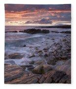 Mullaghmore Head, Co Sligo, Ireland Fleece Blanket