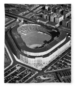 New York: Yankee Stadium Fleece Blanket