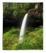 North Falls Canyon Fleece Blanket