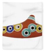 Ocarina Fleece Blanket