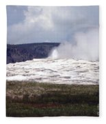 Old Faithful Fleece Blanket