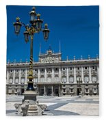 Palacio Real Fleece Blanket