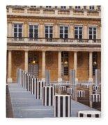 Palais Royal Fleece Blanket