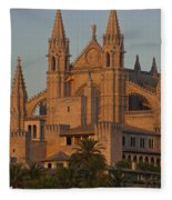 Palma, Majorca, Spain Fleece Blanket