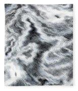 Pastel Art Fleece Blanket