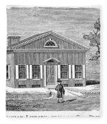 Philadelphia: Library Fleece Blanket