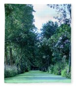 Poitevin Marsh Fleece Blanket