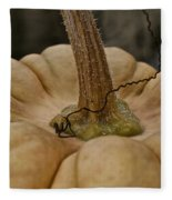 Pumpkin Top Fleece Blanket