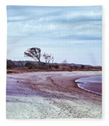 Quiet Cove  Fleece Blanket