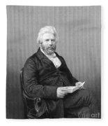 Robert Chambers (1802-1871) Fleece Blanket