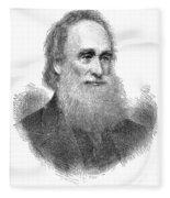 Robert Moffat (1795-1883) Fleece Blanket