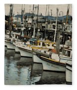 Safe Harbor 2 Fleece Blanket