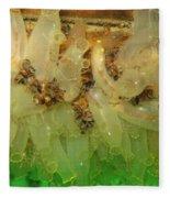 Sea Vase Community Fleece Blanket