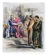Shakespeare: King John Fleece Blanket
