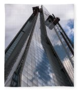 Shard Fleece Blanket