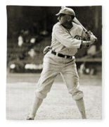 Shoeless Joe Jackson  (1889-1991) Fleece Blanket