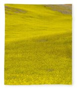 Spring In Spain Fleece Blanket