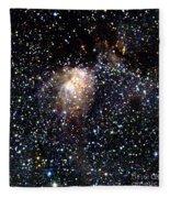 Star Forming Region Fleece Blanket