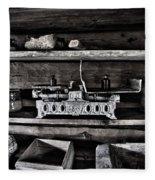 Steelyard Fleece Blanket
