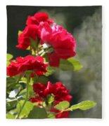 Summer's Bloom Fleece Blanket