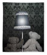 Teddy Bears Fleece Blanket