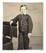 Thomas Tad Lincoln Fleece Blanket