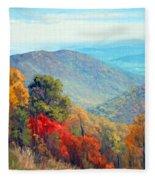 Thornton Gap Fleece Blanket