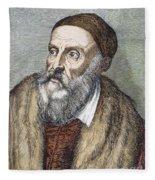 Titian (c1490-1576) Fleece Blanket
