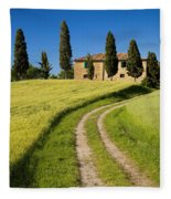 Tuscany Villa Fleece Blanket