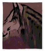 Vash The Stampede Fleece Blanket